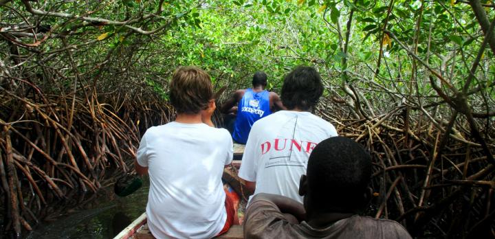 Voyage sur-mesure, Le Sénégal en famille