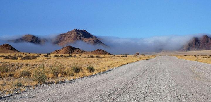 Voyage sur-mesure, Séjour dans l'outback namibien