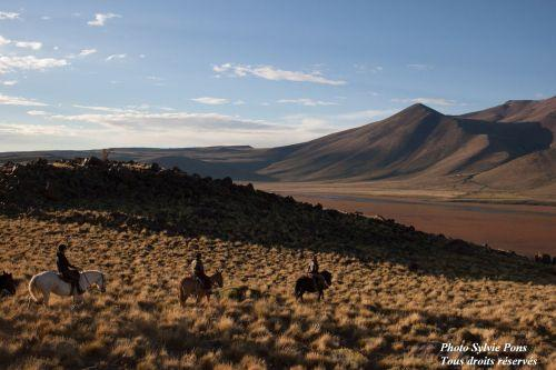 Voyage sur-mesure, Randonnée à cheval dans la Cordillère des Andes