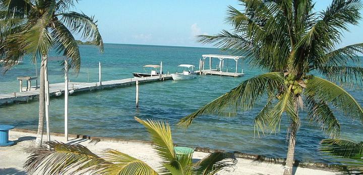 Voyage sur-mesure, Belize et  Caye Caulker