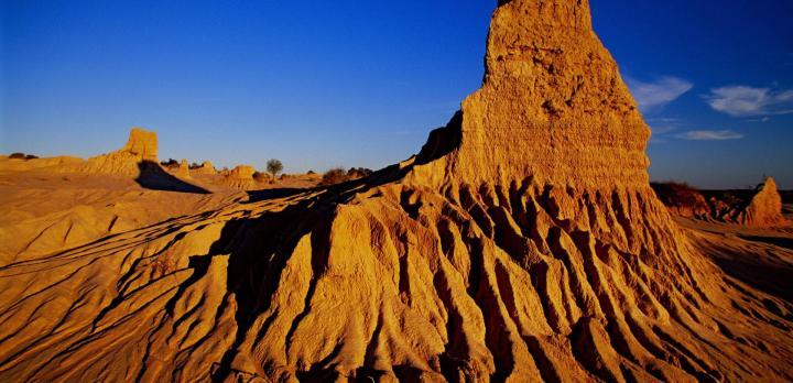 Voyage sur-mesure, Mungo National Park au départ de Broken Hill: l'outback!