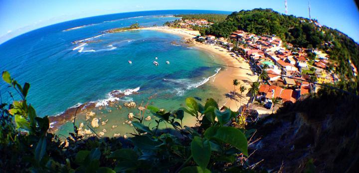 Voyage sur-mesure, Rio, les villes coloniales, Salvador de Bahia et Morro de Sao Paulo