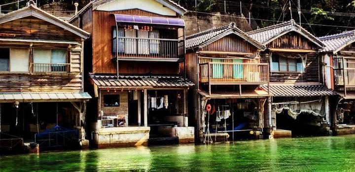 Voyage sur-mesure, Paysages et village de pêcheurs dans la région d'Amanohashidate