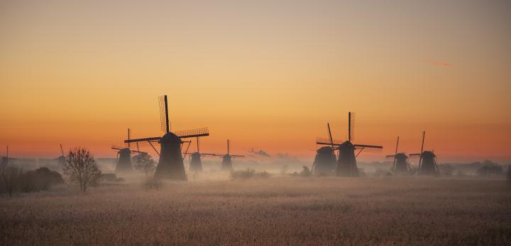 Voyage sur-mesure, Avec votre voiture une aventure vers Les Pays-Bas
