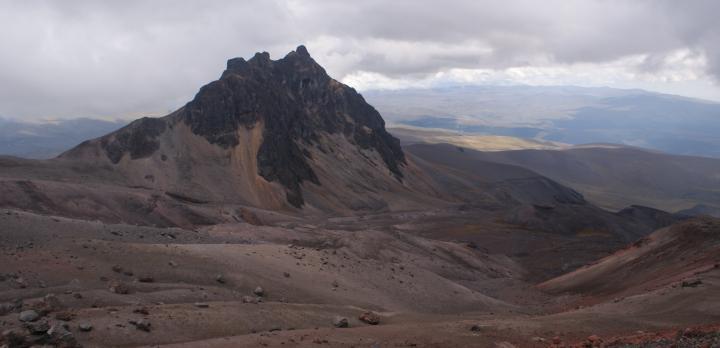 Voyage sur-mesure, Cotopaxi un trek hors sentier battus