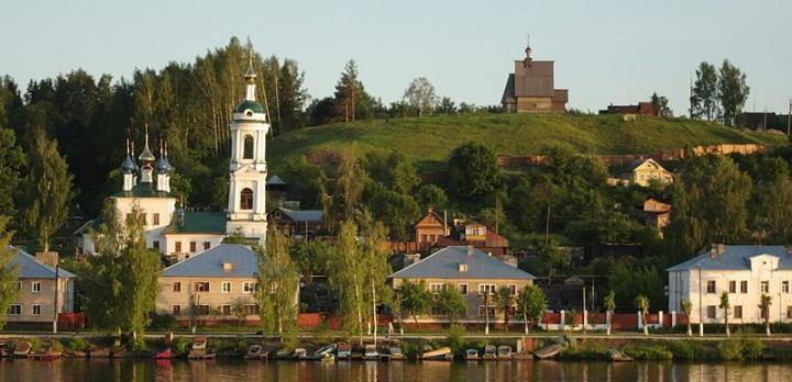 Voyage sur-mesure, Autotour entre Moscou et les églises de l'Anneau d'Or