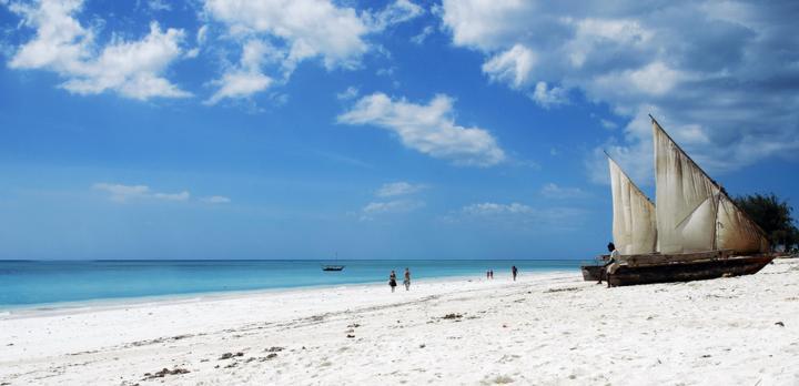 Voyage sur-mesure, Continuez votre voyage par un séjour à Zanzibar