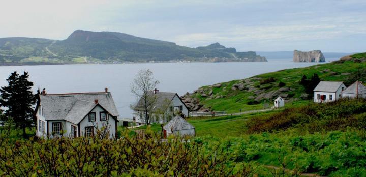 Voyage sur-mesure, Circuit Quebec et Gaspésie