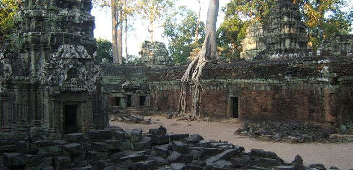 Voyage sur-mesure, Luang Prabang et Siem Reap