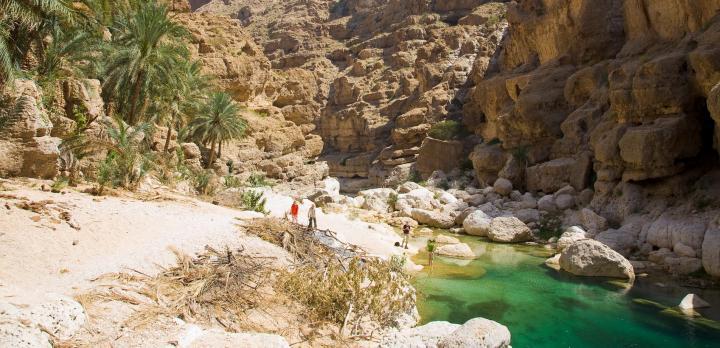Voyage sur-mesure, Séjour charme, plage et découvertes à Oman