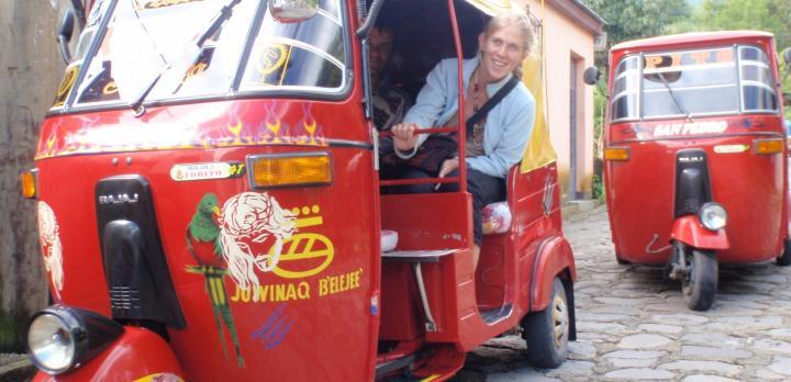 Voyage sur-mesure, Combiné Guatemala Belize