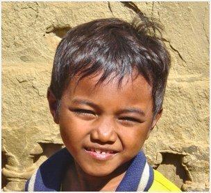 Voyage sur-mesure, Pour un sourire d'enfant