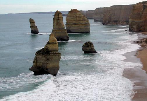 Voyage sur-mesure, Autotour l'Australie de Melbourne à Adelaide: la Great Ocean Road, Kangaroo Island