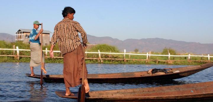 Voyage sur-mesure, Voyage en terre d'Or de la Birmanie
