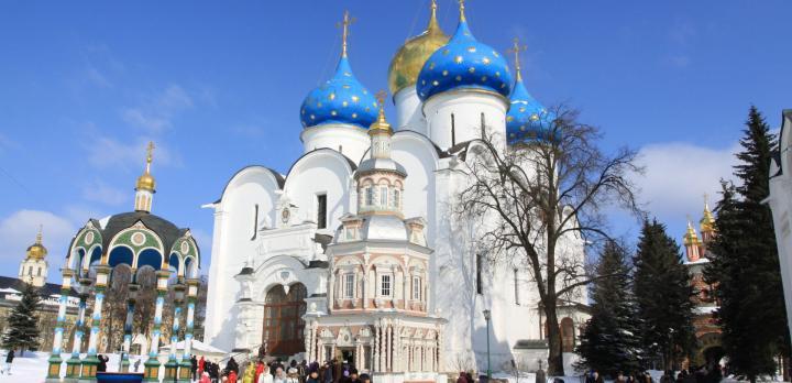 Voyage sur-mesure, Voyage culturel en Russie: de Moscou à Saint Petersbourg via l'Anneau d'Or