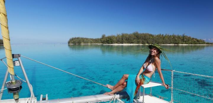 Voyage sur-mesure, Croisière luxe en catamaran privé