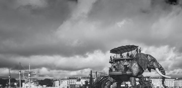 Voyage sur-mesure, Nantes et les petites cités de caractère du littoral