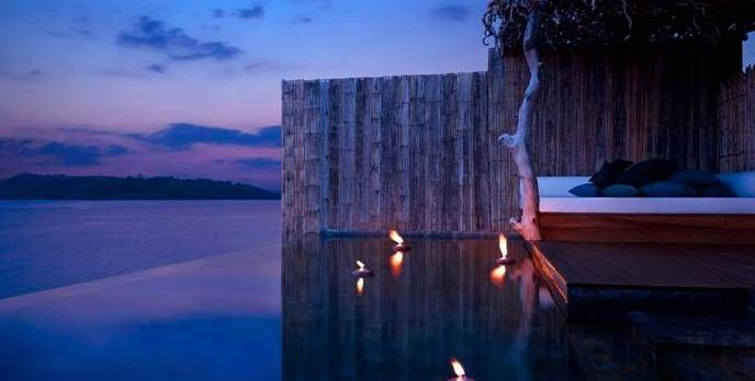 Voyage sur-mesure, Expérience de luxe sur une île paradisiaque