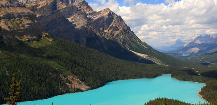 Voyage sur-mesure, Le grand Ouest canadien et le passage intérieur