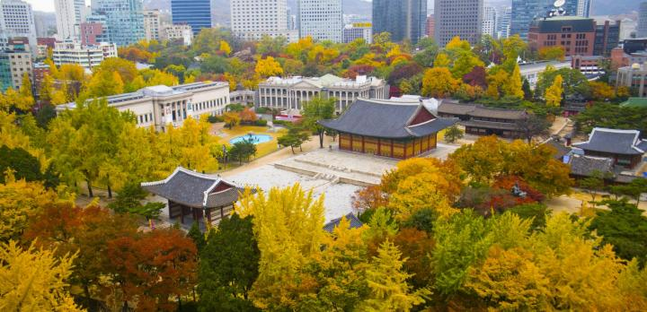 Voyage sur-mesure, Le Grand Tour de Corée de Daejon à Andong
