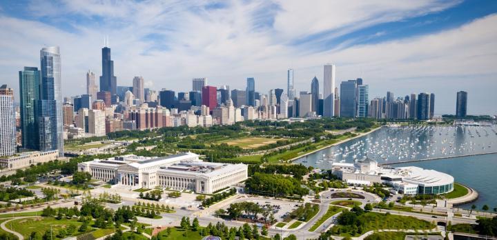 Voyage sur-mesure, Appartement à Chicago