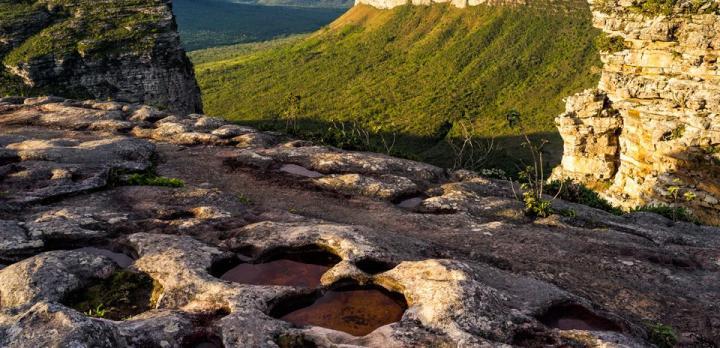Voyage sur-mesure, Rando au coeur des canyons époustouflants de la Chapada Diamantina et détente sur une île secrète au large de Salvador de Bahia.