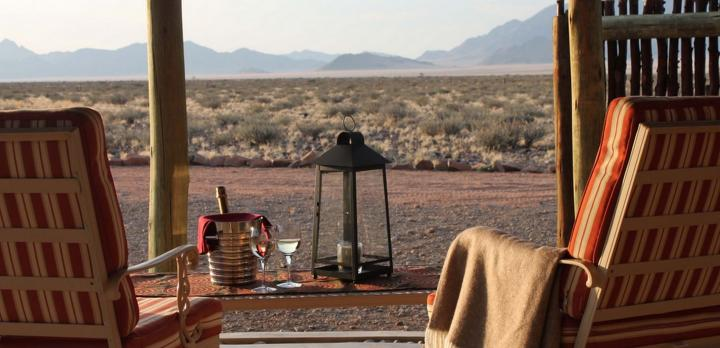 Voyage sur-mesure, Lodge intimiste à deux pas des dunes