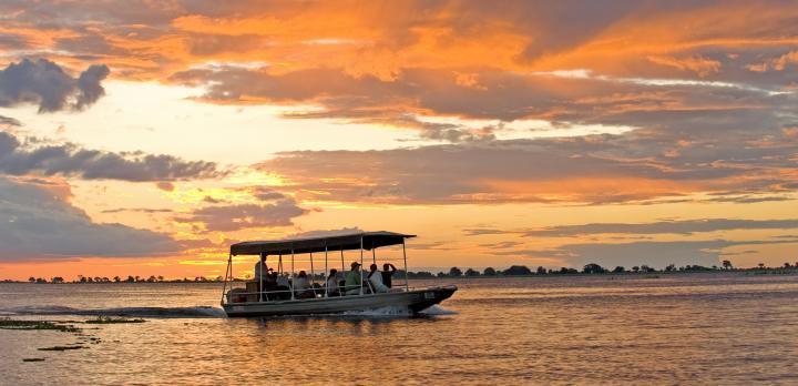 Voyage sur-mesure, Voyage safari luxe Botswana et Chutes Victoria en lodges