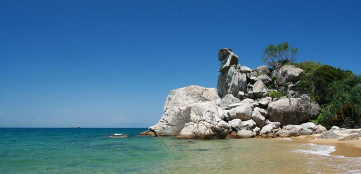 Voyage sur-mesure, Journée Robinson sur l'ile de Cham