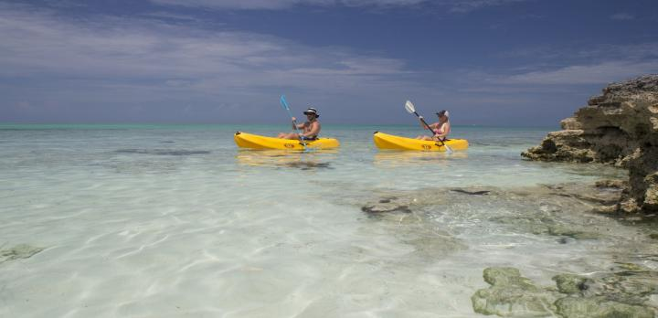 Voyage sur-mesure, Nassau et Grand Bahama : Séjour tout compris aux Bahamas