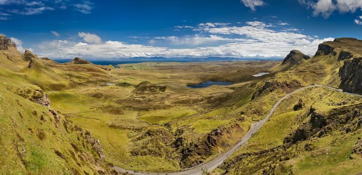 Voyage sur-mesure, Les grands sites naturels de l'Écosse