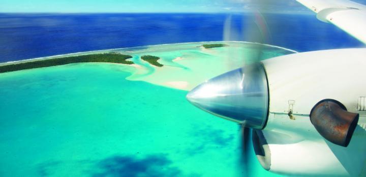 Voyage sur-mesure, Séjour de 4 nuits dans les Îles Cook: Rarotonga et Aitutaki