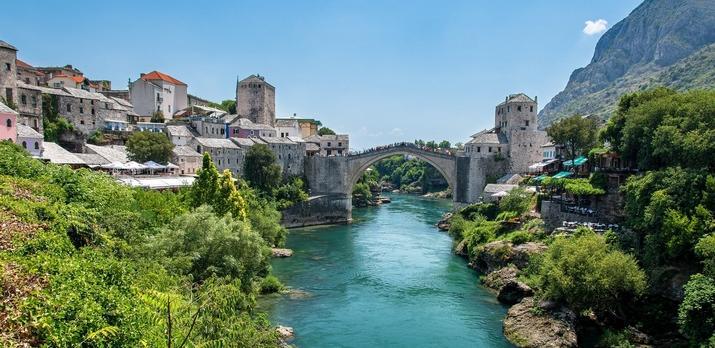 Voyage sur-mesure, Les Balkans, un mélange de cultures