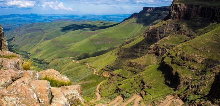 Voyage sur-mesure, Escapade 4x4 au Lesotho
