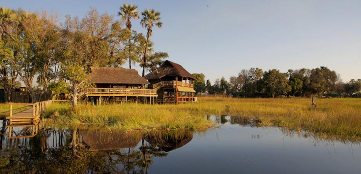 Voyage sur-mesure, Safari au Botswana en Lodge & camping et Séjour aux chutes Victoria