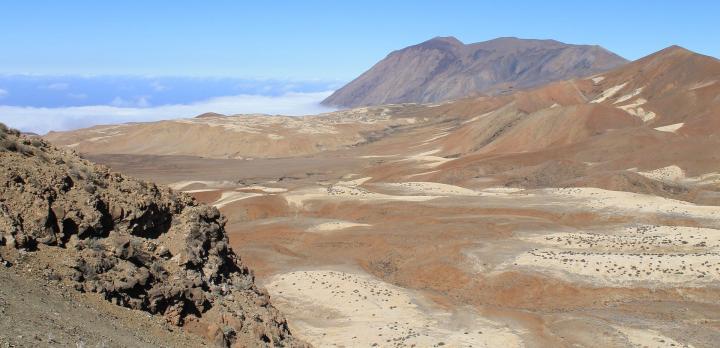 Voyage sur-mesure, Cap vert les 5 iles Santiago, Fogo, Sao Vicente, Santo Antao, Sal