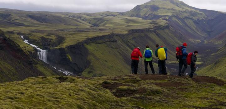 Voyage sur-mesure, Grand Tour de l'Islande en 18 jours