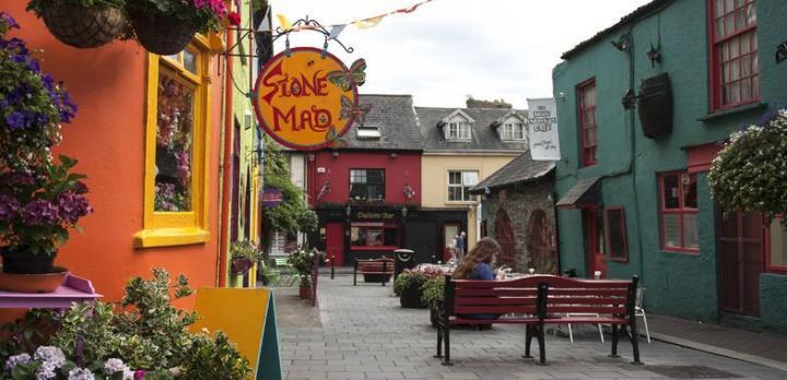 Voyage sur-mesure, Autotour de Cork au Connemara