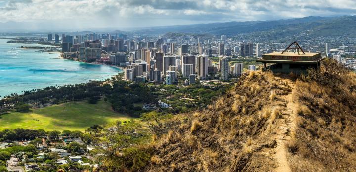 Voyage sur-mesure, Séjour à Honolulu (Oahu)
