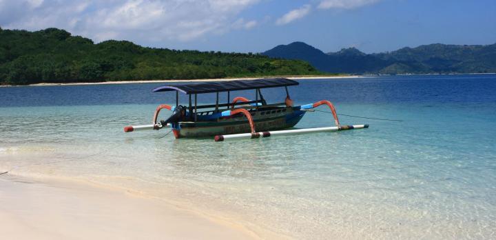Voyage sur-mesure, Séjour à Lombok
