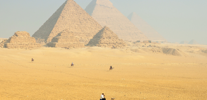 Voyage sur-mesure, Romance, culture et élégance en Egypte