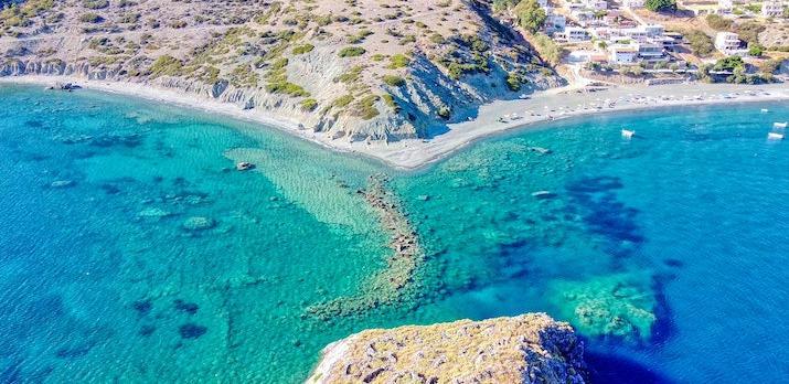 Voyage sur-mesure, Combiné Crète et Cyclades : Un camaïeu de bleus