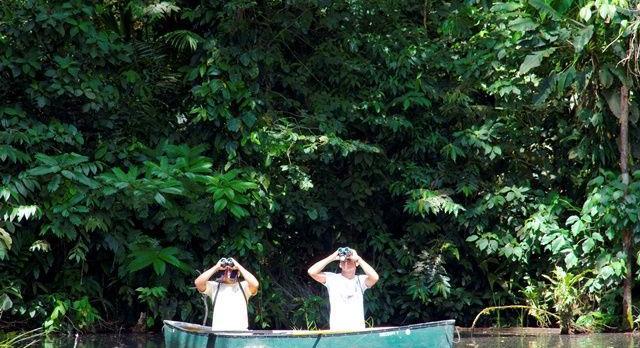 Voyage sur-mesure, Séjour en pleine nature sur les bords du Rio San Carlos