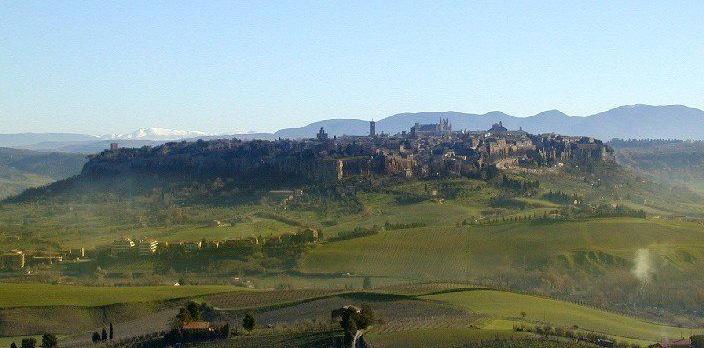 Voyage sur-mesure, De la Toscane à l'Ombrie jusqu'à la mer
