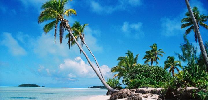 Voyage sur-mesure, Voyage de noces dans les Iles Cook