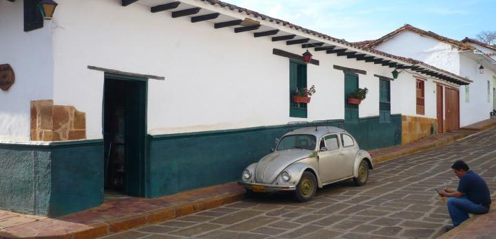 Voyage sur-mesure, Rendez-vous en terre Colombienne