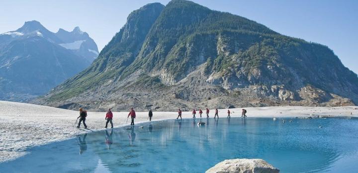 Voyage sur-mesure, ALASKA-YUKON, LA CONQUÊTE DU NORD-OUEST