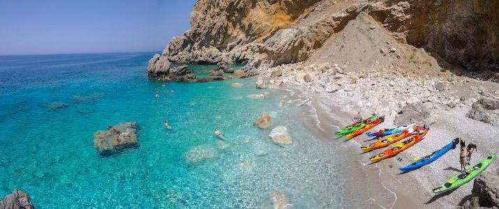 Voyage sur-mesure, La Crète active : Au coeur de la nature, randonnées et kayak
