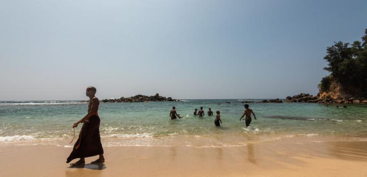 Voyage sur-mesure, Rendez-vous au Sri Lanka même en été