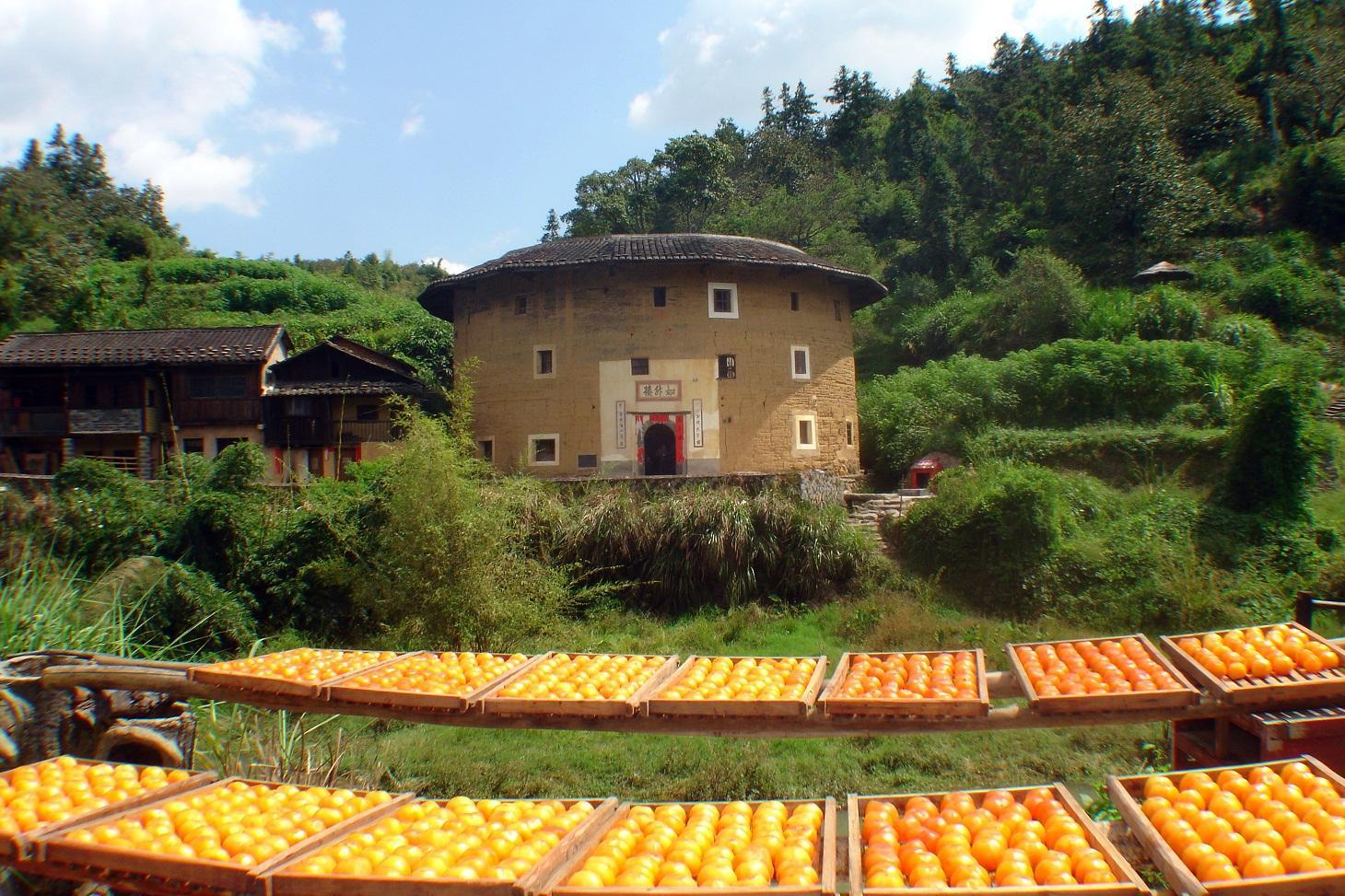Voyage sur-mesure, Les maisons Hakka du Fujian